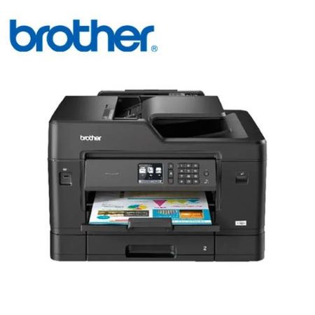 Impresora Brother MFC-J6730DW Multifunción Inkjet Color A3