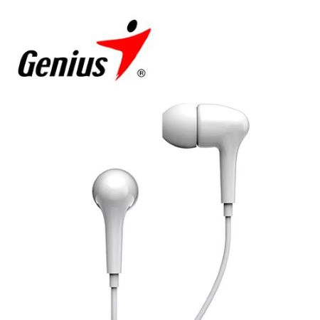 Auricular Genius GHP-206 Blanco headphone