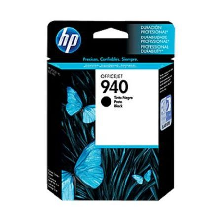 Cartucho impresora HP 940 Negro Officejet Pro 8500