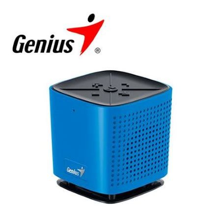 Parlante Genius SP-920BT Bluetooth Azul